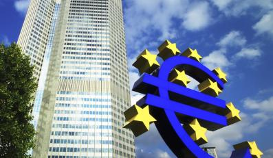 Siedziba Europejskiego Banku Centralnego we Frankfurcie nad Menem