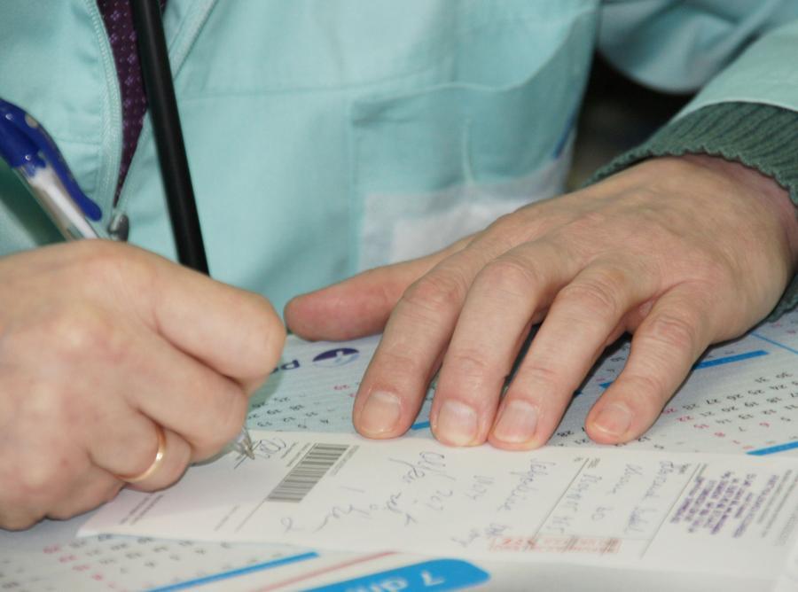 Protest pieczątkowy zaszkodził pacjentom