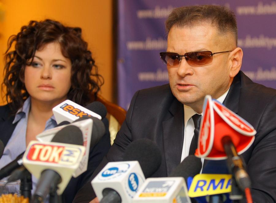 Krzysztof Rutkowski: Moja narzeczona Luiza próbowała popełnić samobójstwo