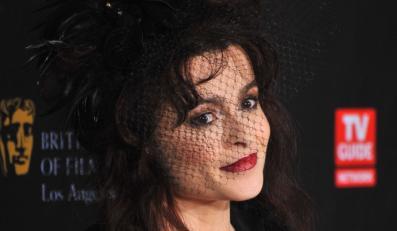 """Helena Bonham Carter powiedziała dziennikarzom, że był to dla niej """"bardzo szczególny dzień"""""""