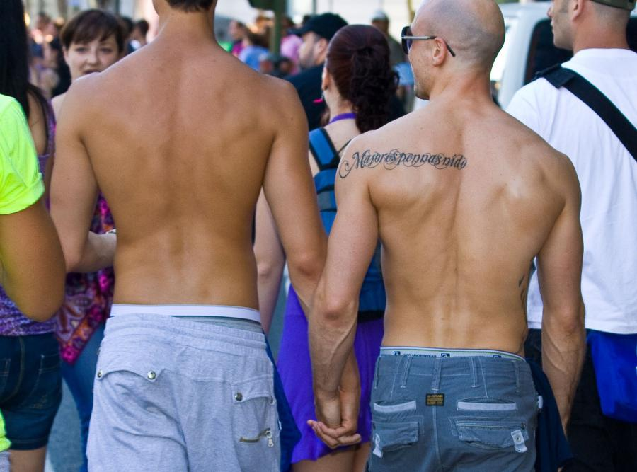 Para gejów