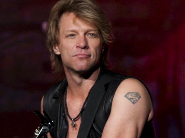 Jon Bon Jovi przedstawi dwie nowe piosenki