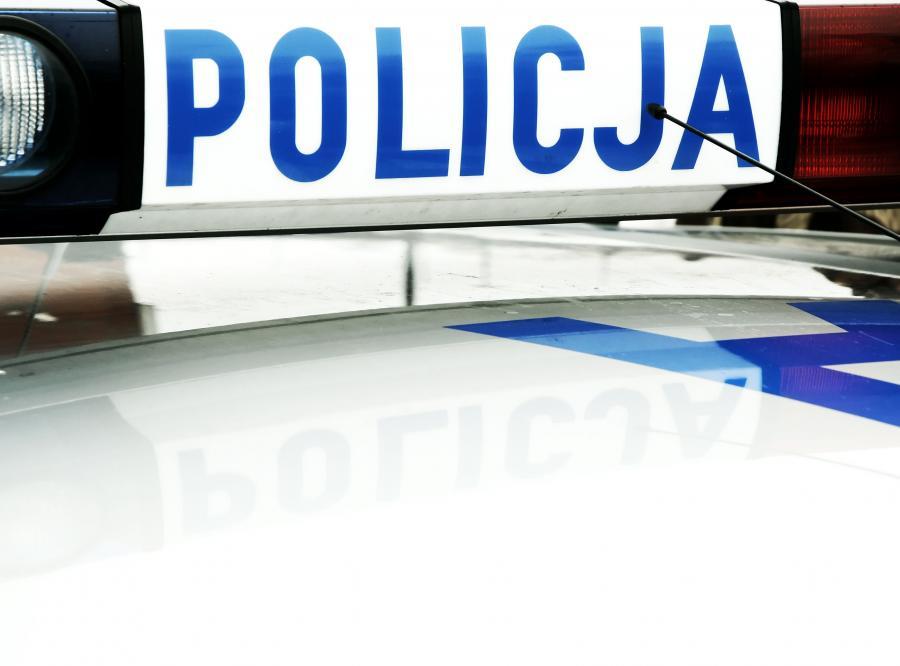 Policyjny kogut, zdjęie ilustracyjne