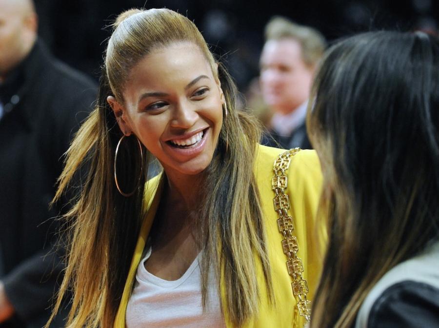 Beyonce osobiście na Twitterze... w końcu