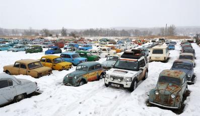 Wyprawa milionowego Land Rovera Discovery