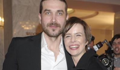Agata Kulesza i Marcin Dorociński