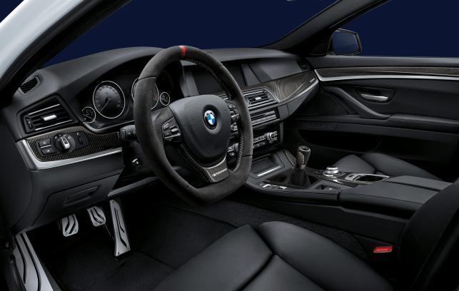 BMW serii 5 - drugie miejsce w klasie wyższej
