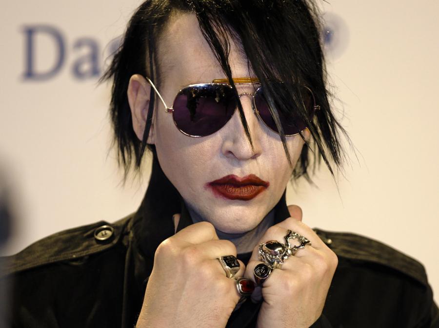Marilyn Manson zagrał męską prostytutkę