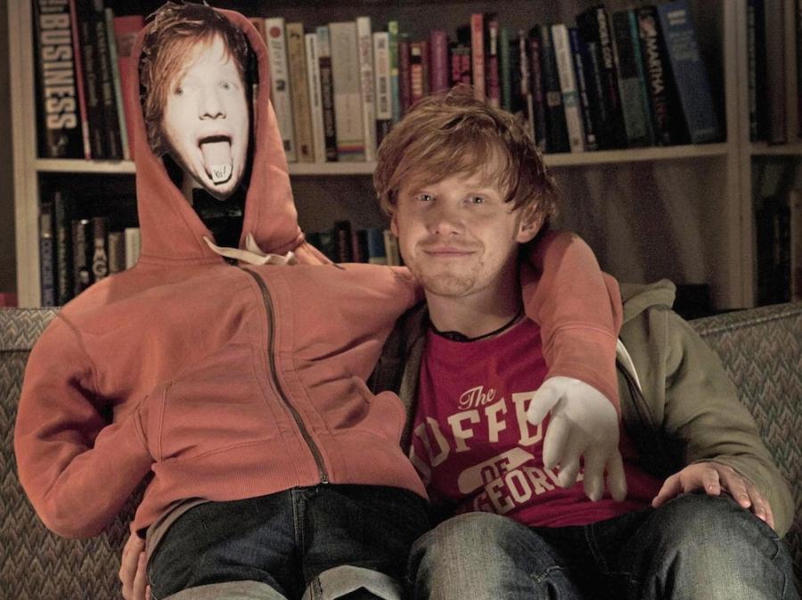 Ed Sheeran docenia krytykę