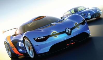 Renault alpine A110-50 i renault alpine 110 berlinetta