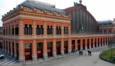 Dworzec Atocha
