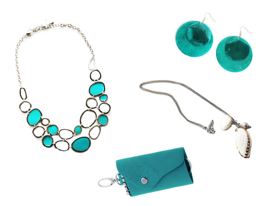 Morskie inspiracje - biżteria i dodatki z kolekcji Glitter na lato 2012