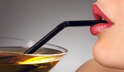 Ostrożnie! Alkohol tuczy