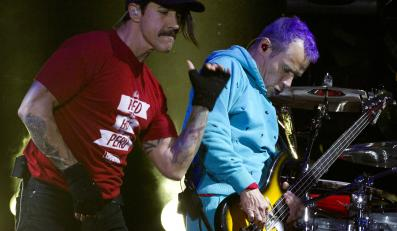 Red Hot Chili Peppers przyjadą na Impact Fest
