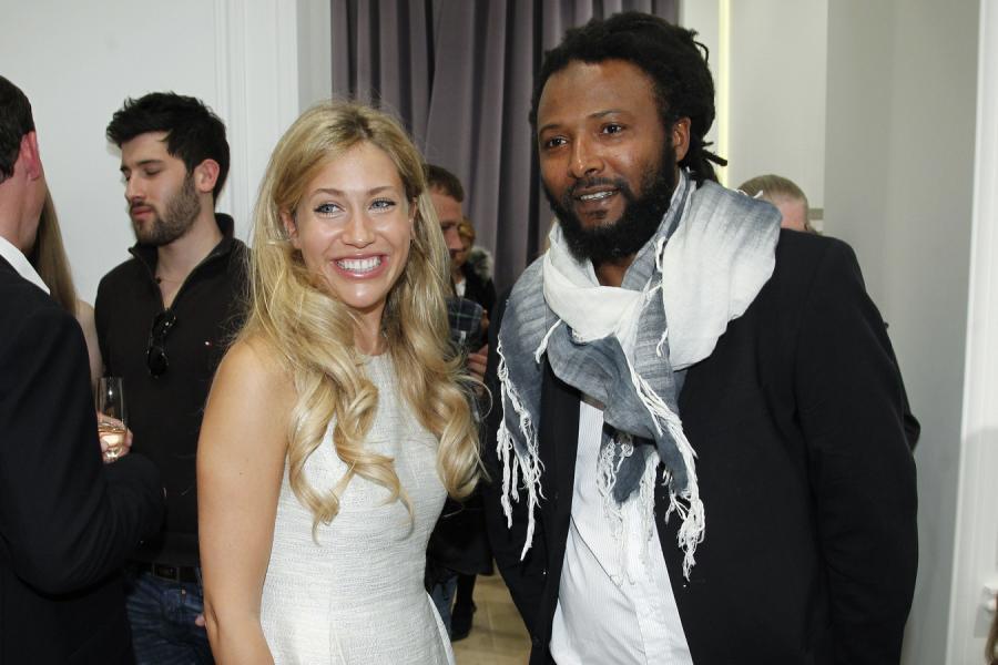 Nicole Soszyński i Paco Sarr