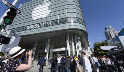 Konferencja Apple w San Francisco