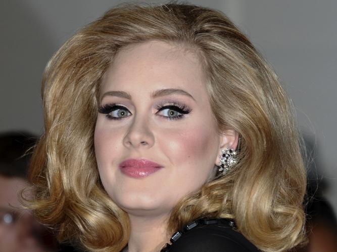 Chris Cornell poleca Adele do Bonda