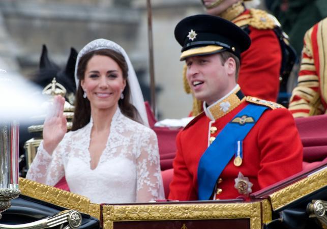 William i księżna Middleton