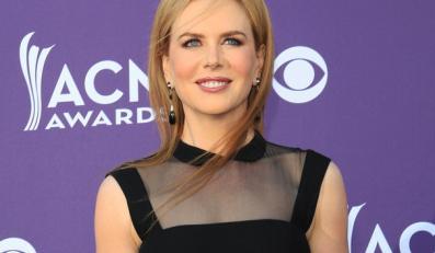 Nicole Kidman na gali Academy Of Country Music Awards – 1 kwietna 2012