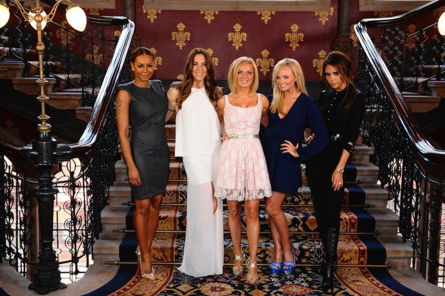 Spice Girls gwiazdami \