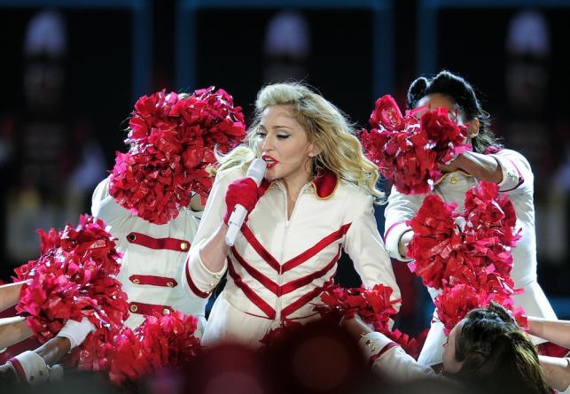 Madonna na Stadionie Narodowym