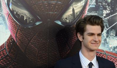 Andrew Garfield – nowy Spider-Man