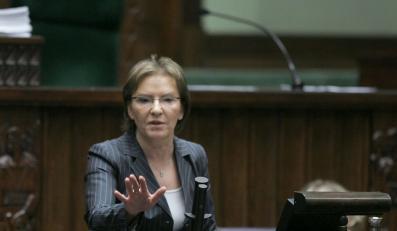 Posłowie zdecydują o losie minister zdrowia Ewy Kopacz