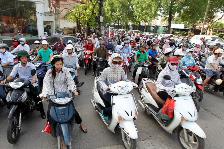 Mieszkańcy Hanoi