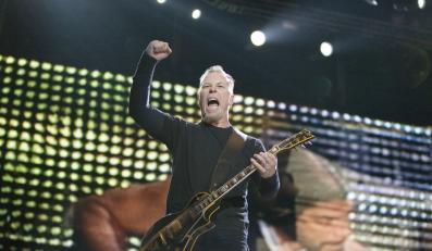 Metallica jesienią w studio