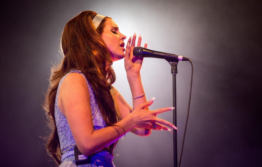 Lana Del Rey na australijskim Spin Off festivalu