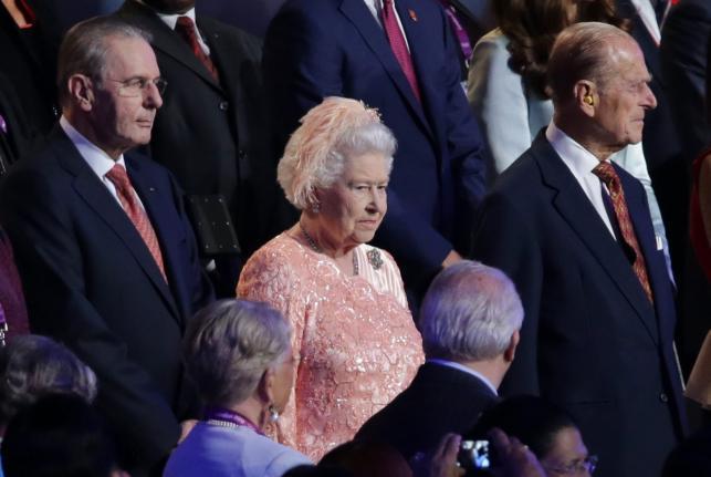 Najpotężniejsze kobiety świata - królowa Elżbieta II