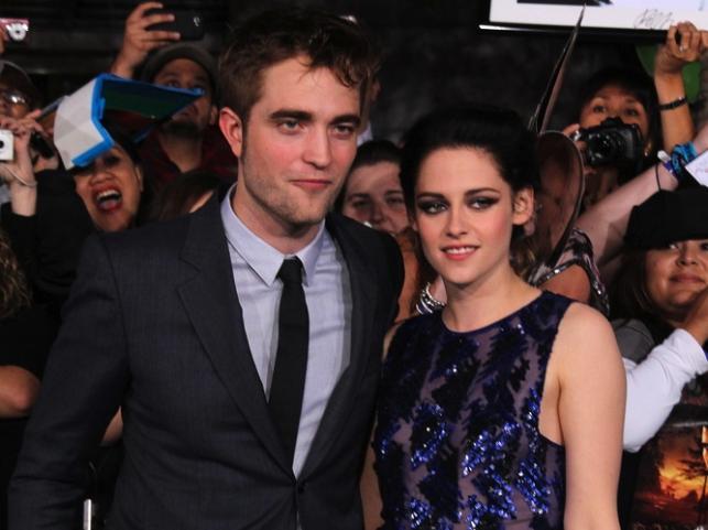 Kristen Stewart Robert Pattinson znów się spotyka