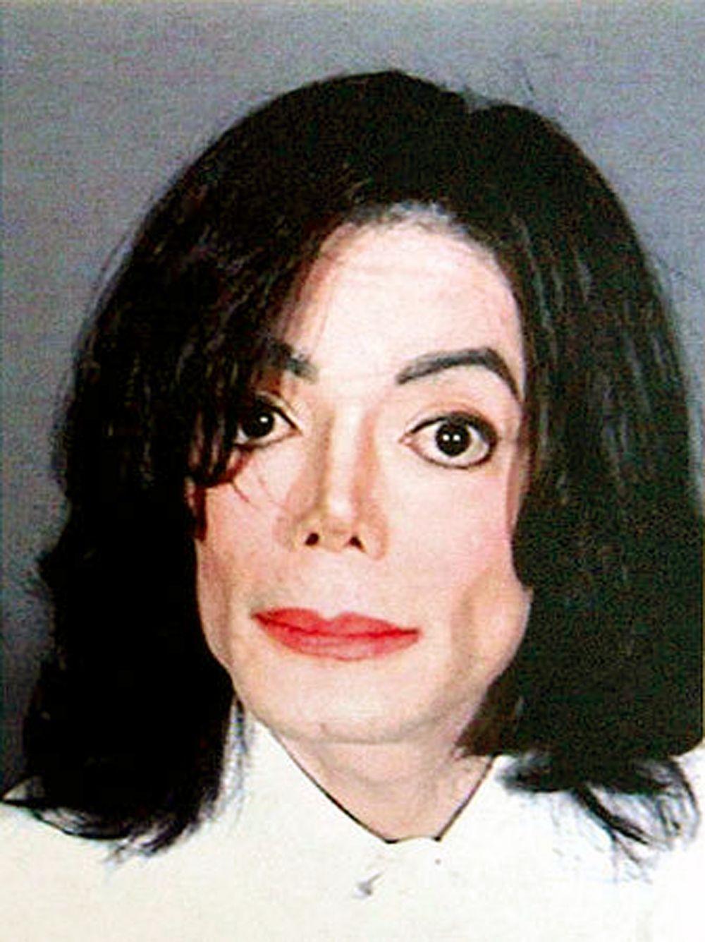 Gwiazdy w kartotekach policyjnych - Michael Jackson