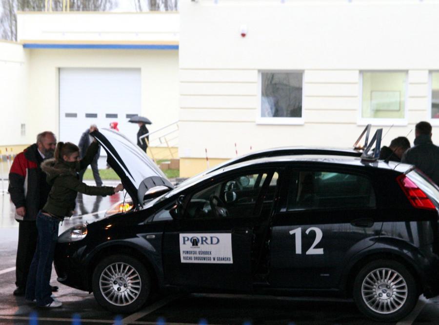 Kasia Tusk zdała egzamin na prawo jazdy za pierwszym razem