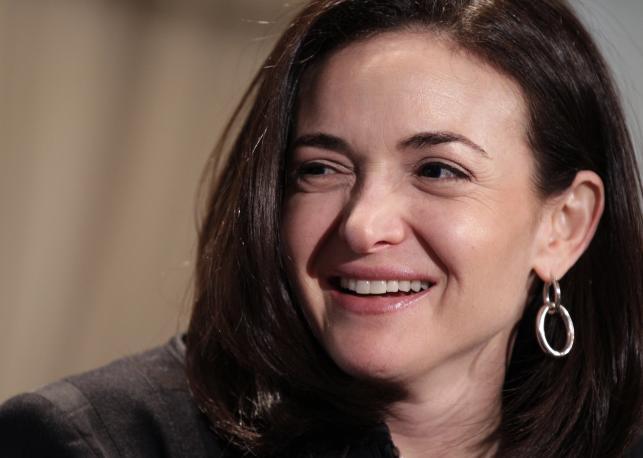Najpotężniejsze kobiety świata - Sheryl Sandberg