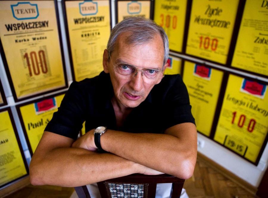 Maciej Englert: Teatr nie zmieni świata