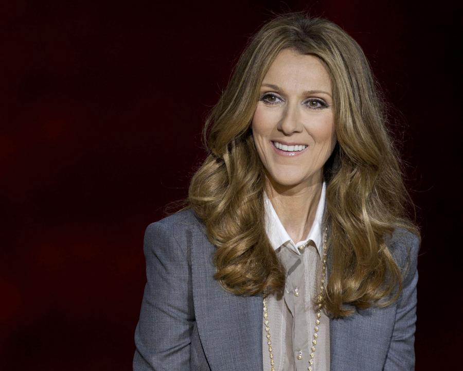 Céline Dion przedstawia klip do \