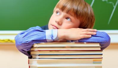 dziecko chłopiec szkoła uczeń nauka