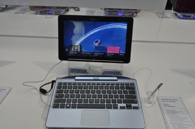 Wariacja ATIVA - tablet PC