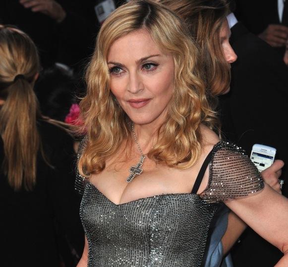 """Madonna nagrodzona Złotym Globem za piosenkę do filmu """"W.E"""" (2012)"""