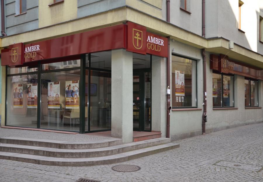 Oddział Amber Gold w Legnicy