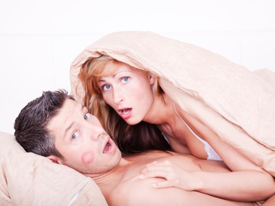 Seks, na którym można zostać nakrytym