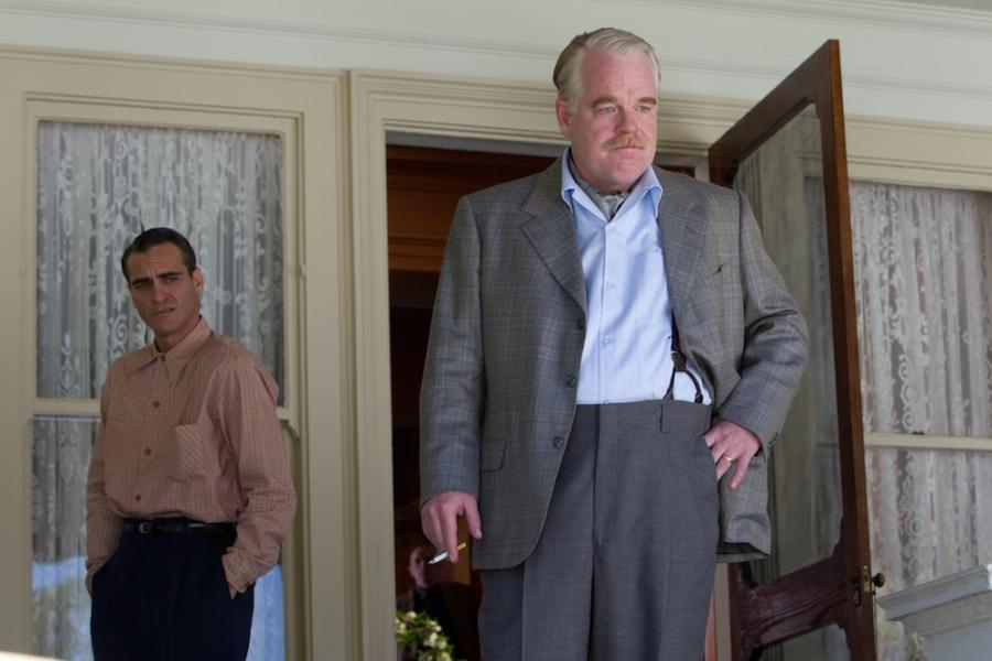 """Najlepszy aktor drugoplanowy: Philip Seymour Hoffman – """"Mistrz"""""""