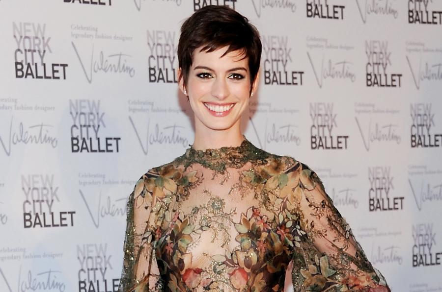 Anne Hathaway nie wierzy w siebie