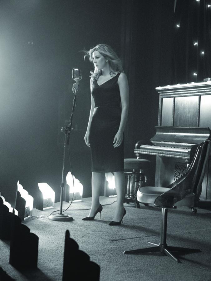 Diana Krall śpiewa klasyki z lat 20. i 30.