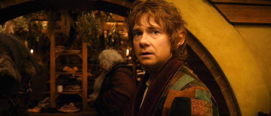 Amerykanie wciąż w niezwykłej podróży z Hobbitem