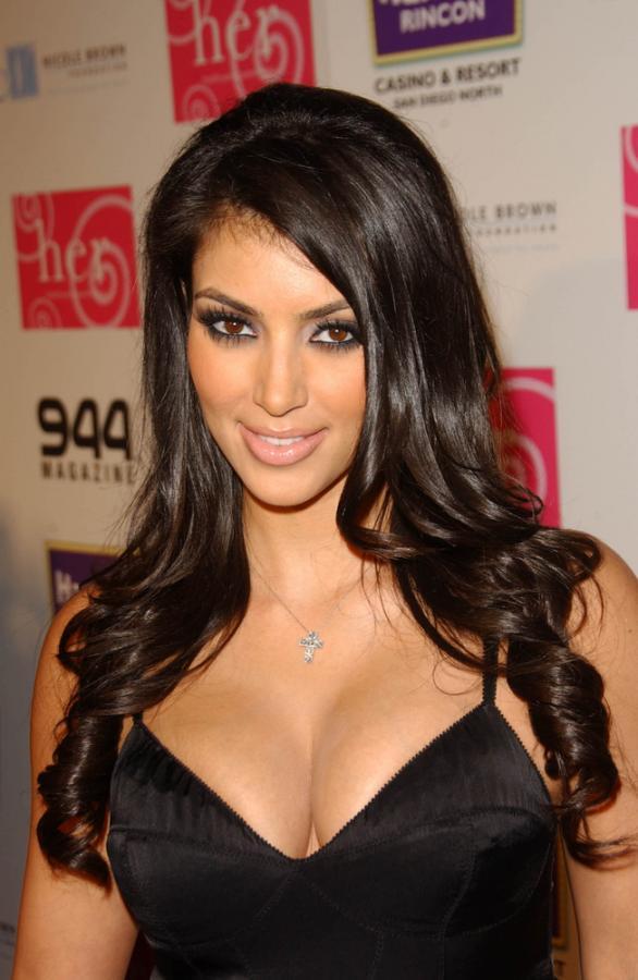 """Najgorsza aktorka drugoplanowa: Kim Kardashian – """"Tyler Perry's Tempation"""""""