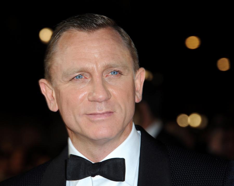 Daniel Craig spokrewniony z... prawdziwym Jamesem Bondem