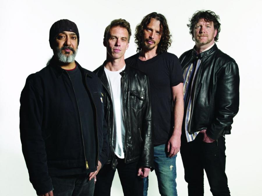Soundgarden grają \