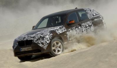 Zobacz tajny prototyp BMW!